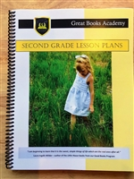 Great Books Academy 2nd Grade Enrollment