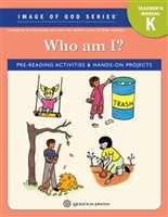 Who Am I? Kindergarten Teacher Workbook