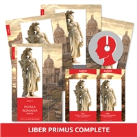 Liber Primus Puella Romana Complete Set (First Level)