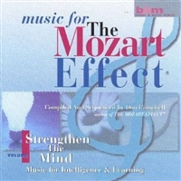 KINDERGARTEN: Music For The Mozart Effect, Strengthen the Mind