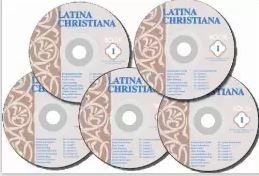 Latina Christiana I, Instructional DVDs (recommended for Grades 3-4)