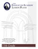 Angelicum Academy 11th Grade Lesson Plans binder