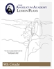 Angelicum Academy 9th Grade Lesson Plans binder