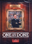 Calipari One & Not Done DVD