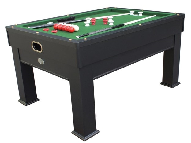 3 In 1 Rectangular Bumper Pool Table