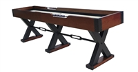 "9 ft ""The X-Treme"" Shuffleboard Table"