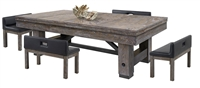 Cimarron 8FT Pool Table Dining Collection