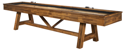 Emory 12ft Outdoor/Indoor Shuffleboard Table