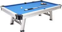 8' Extera Outdoor Pool Table