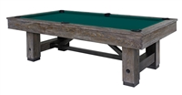 Cimarron 8FT Rustic Pool Table