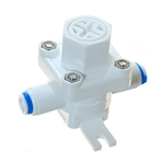 "AquaticLife Pressure Regulator w/ 1/4"" Press Fittings"
