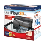 Aqueon QuietFlow 30 LED Pro Power Filter