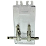 Ista 2 Outlet Metal Air Valve