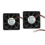 JBJ 28G NanoCube Replacement Fan (2-Pack) 50X50X15MM 24 Volt (for MT-601)