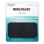 Wholesale Mag-Float Pad Felt Lg+ Acrylic Cleaner