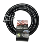 "Python Black High Grade Aquarium Hose 3/4"" ID TEN FEET PACKAGED"