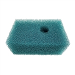 VASCA Lifegard Aquatics 7.43 Gallon Crystal Aquarium w/ Side Filter Replacement Sponge Wholesale Aquarium Supply