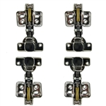 Red Sea Max S-Series Replacement Hinges + Screws S6 Part # 40383