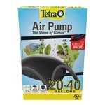 Tetra Aquarium Air Pump UL Listed Whisper 40