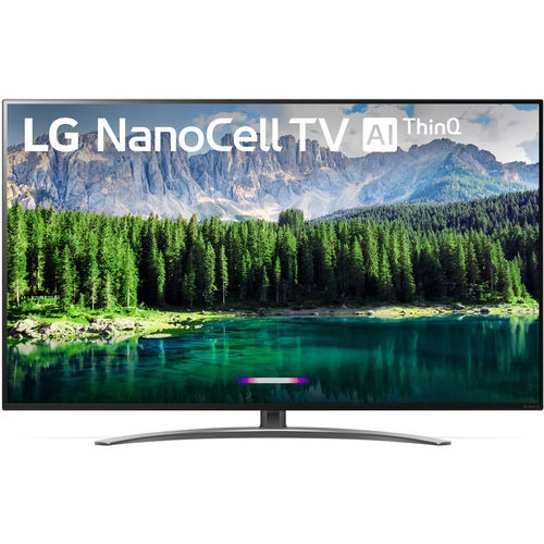 "LG 65SM8600PUA QLED VO 65"" 4K HDR Smart LED Nanocell TV w/ Ai ThinQ 240 Video Optimized 8K Upscaling"