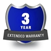3 Year Extended  Televison  In Home Warranty Coverage Under $7500