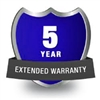5 Year Extended Television In Home Warranty Coverage Under $2500