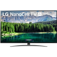"LG 75SM8670PUA 75"" 4K HDR Smart LED Nanocell TV w/ Ai ThinQ (2019 Model)"
