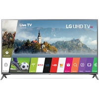 LG 75UJ657A 75-inch 4K UHD Smart LED TV