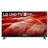 "LG 75UM7570PUD 75"" 4K HDR Smart LED IPS TV w/ AI ThinQ (2019 Model)"