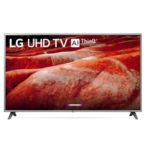 "LG 86UM8070P 86"" 4K HDR LED IPS TV w/ AI ThinQ (2019 Model)"