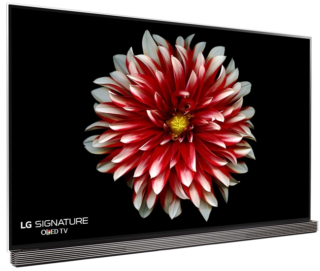 "LG Signature G7 Series Signature OLED65G7P - 65"" OLED Smart TV - 4K UltraHD VO 10 BIT"