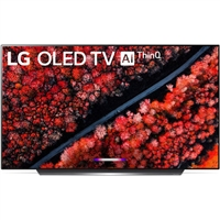 "OLED77C9PUB  4K HDR Smart OLED TV w/ AI ThinQ® - 77"" Class US Residential Series W/ Bundle Savings!!"