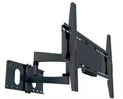 Premium Dual Arm Articulating 40-90 inch Wall Mount