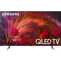 "Samsung Q8FN Series QN55Q8FNBF - 55"" QLED Smart TV - 4K UltraHD - Silver Carbon"