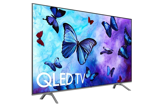 "Samsung Q6F Series QN65Q6FNAFXZA - 65"" QLED Smart TV - 4K UltraHD"