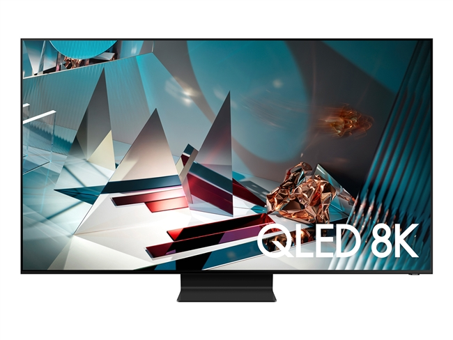 "Samsung 65"" Q800T QLED 8K UHD Smart TV QN65Q800TAF (2020 MODEL)"