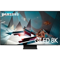 "Samsung 65"" Q800T QLED 8K UHD Smart TV QN65Q800TAFXZA (2020 MODEL)"