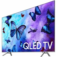 "Samsung Q6F Series QN75Q6FNAF - 75"" QLED Smart TV - 4K UltraHD - Black"