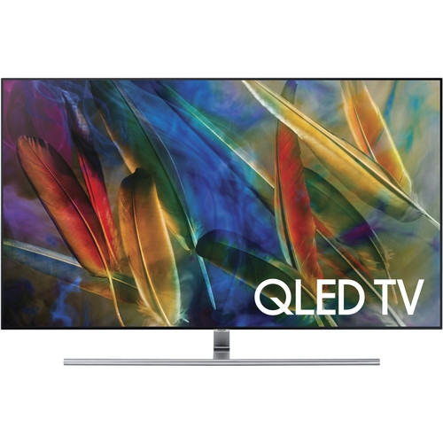"Samsung QN75Q7FAMFXZA - 75"" QLED Smart TV - 4K UltraHDW 4K ENHANCEMENT, WIDE COLOR GAMUT, 100% Balanced Color and White Brightness (Version II)"
