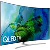 "Samsung Q Series QN75Q8CAMFXZA - 75"" Curved QLED Smart TV - 4K UltraHD"