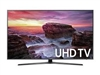 "Samsung 6 Series UN65MU6300F - 65"" LED Smart TV - 4K UltraHD"