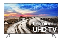 "Samsung 8 Series UN65MU8000F - 65"" LED Smart TV - 4K UltraHD"