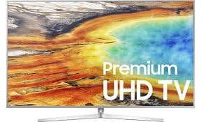 "Samsung 9 Series UN75MU9000FXZA - 75"" LED Smart TV - 4K UltraHD TRU UPSCALING WIDE COLOR GAMUT HDR"