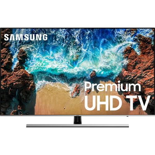 "Samsung 8 Series UN82NU8000F - 82"" LED Smart TV - 4K UltraHD"