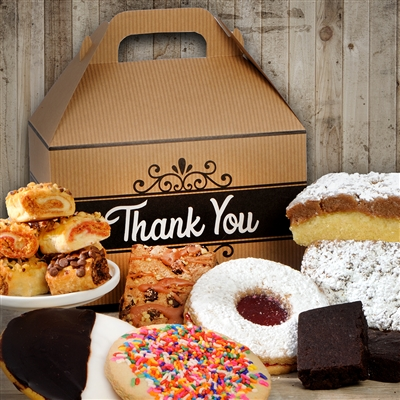 Bakery Tote Box (Thank You, Birthday, etc...)