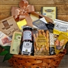Gourmet Pleasures Gift Basket