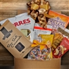 Sweet & Savory Snacks Gift Box