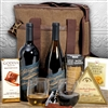 Story Point Wine Tote
