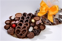 Artisan Chocolate Tray