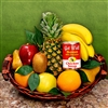 Get Well Fruit Gift Basket